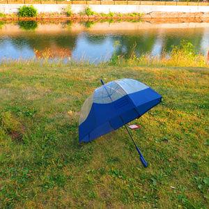 Hunter Accessories - Original Moustache Bubble Umbrella - Blue